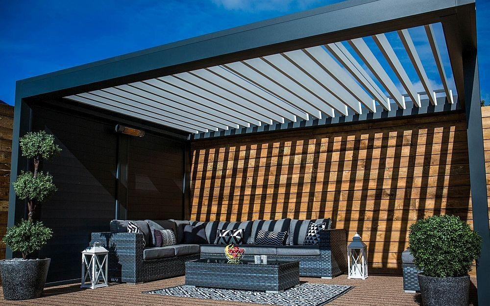 Bespoke Outdoor Living Pergola | Luxury Pergola Canopy