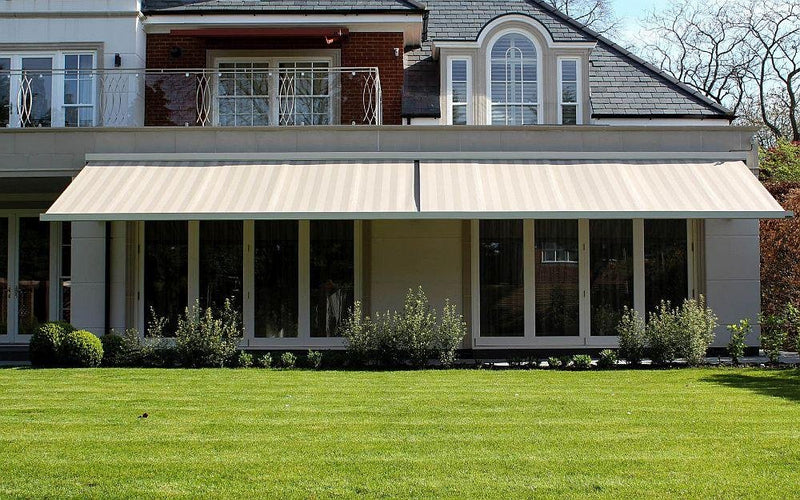 Retractable Customisable Patio Awning | Garden Awnings | Garden Shade Canopy