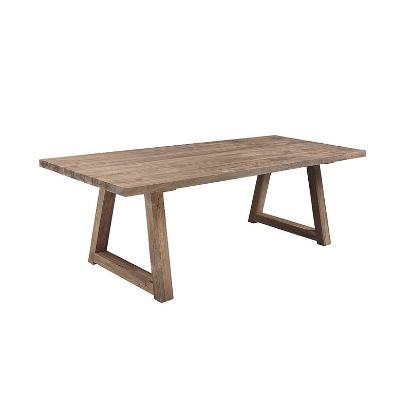 Large Outdoor Teak Dining Table