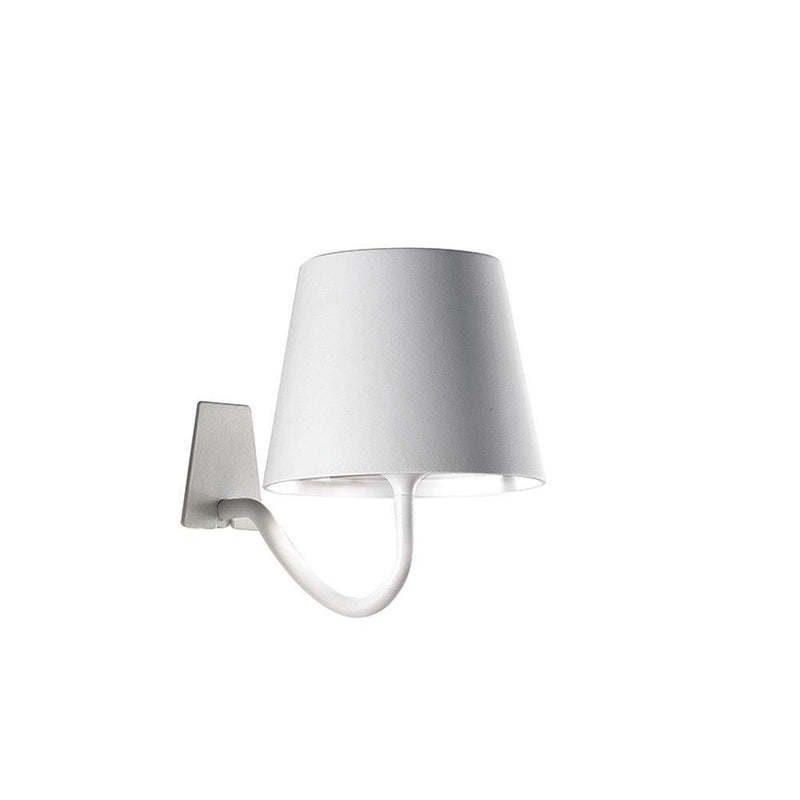 Simple Outdoor Aluminium Wall Light