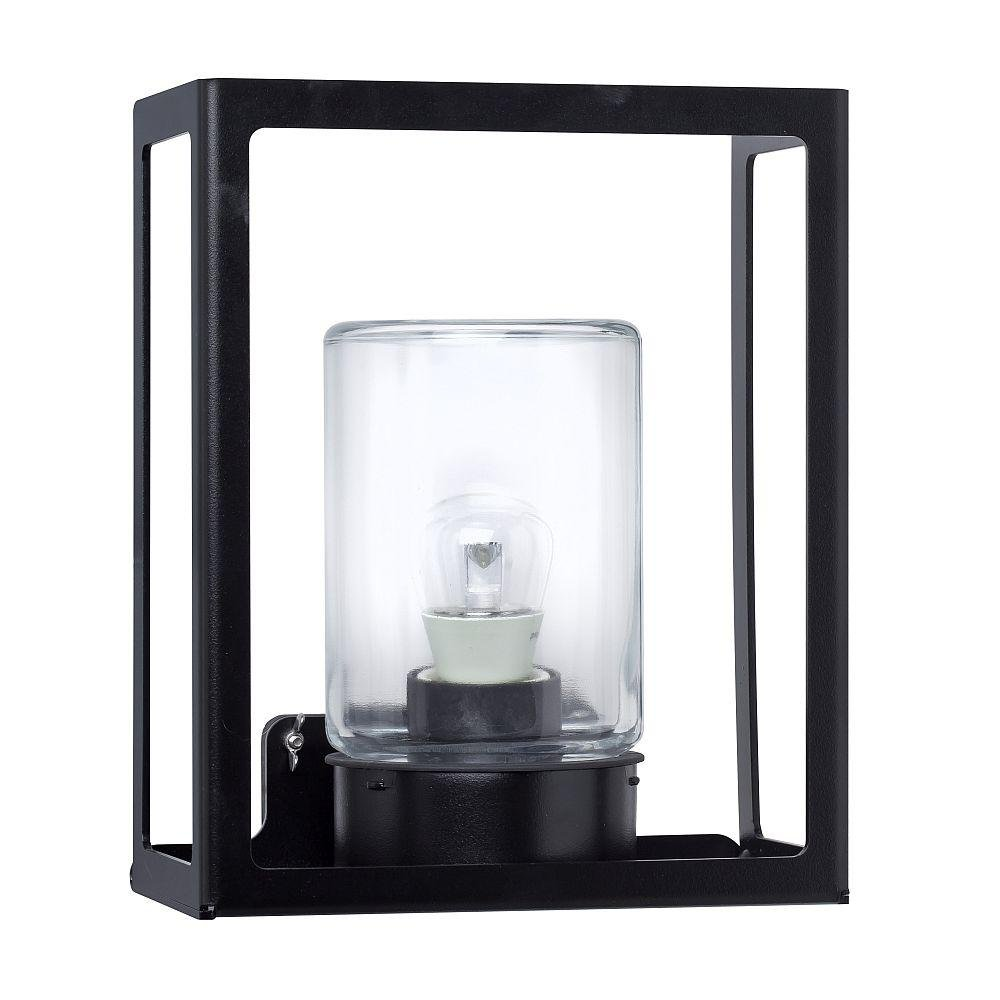 Stylish Open Square Wall Light | Contemporary High End Garden Wall Light Made in France