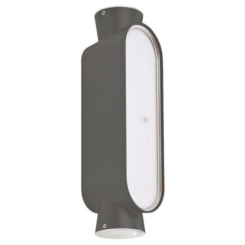 Contemporary Minimal Exterior Wall Light | High end Simple Outdoor Wall Lamp | Made in France