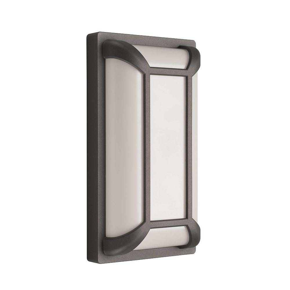 Simple Rectangle LED Exterior Wall Light | Outdoor Diffuse Wall Light