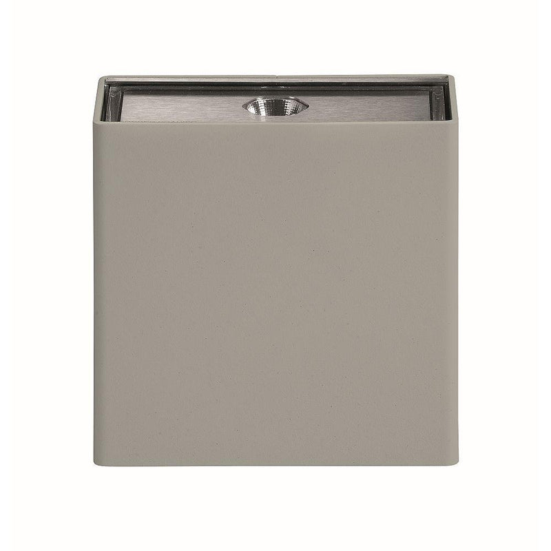 Customisable Square Garden Wall Light