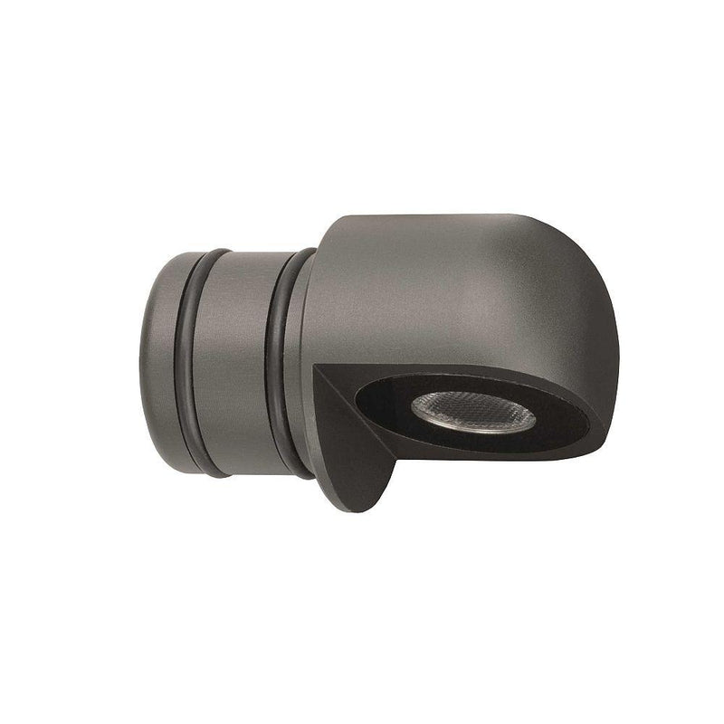 Modern Small Black Wall Light | Wall Mounted Exterior Spot Light