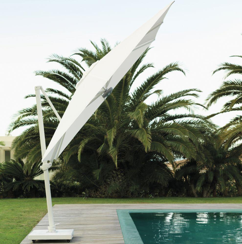 Simplistic High End Adjustable Parasol | Adjustable Parasol | Simple Garden Parasol | Large Parasol | Luxury Quality