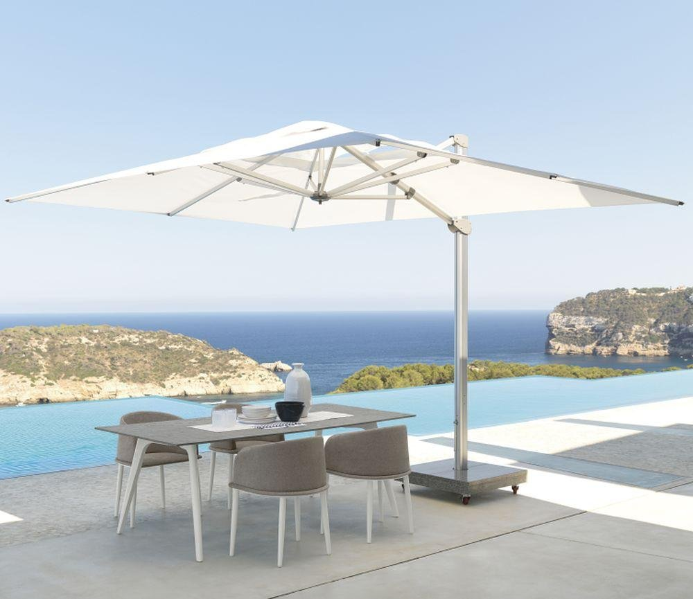 Large Luxury Modern Parasol | High End Luxury Parasol | Luxury Garden Parasol | Medium Large Parasol | Luxury Quality