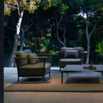 Simple Luxury Armchair | Outdoor Luxury Armchair | Outdoor Armchair | Luxury Seating | Luxury Furniture