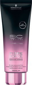 Schwarzkopf Professional BC Fibre Force Fortifying Shampoo