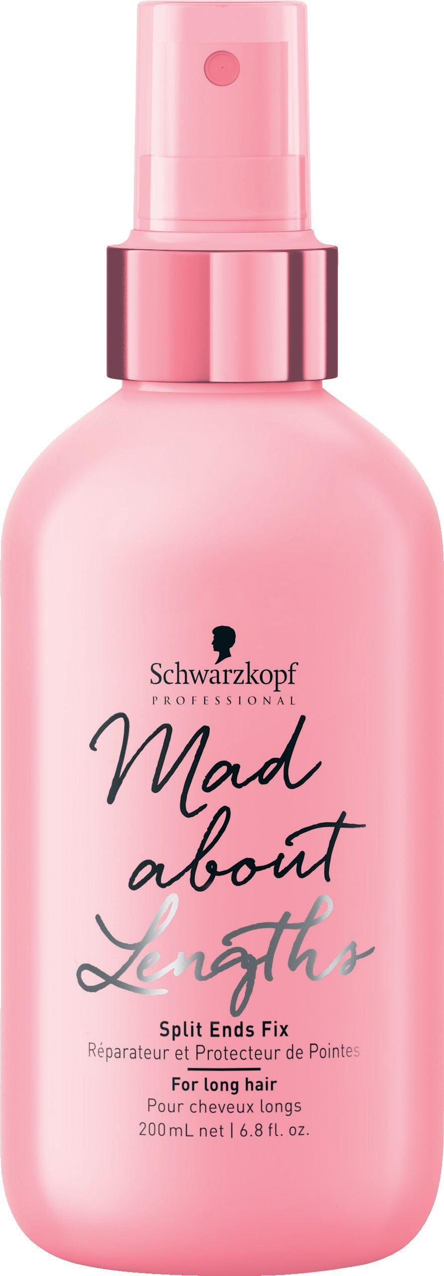 Split Ends Fix - Schwarzkopf Professional Mad About Lengths