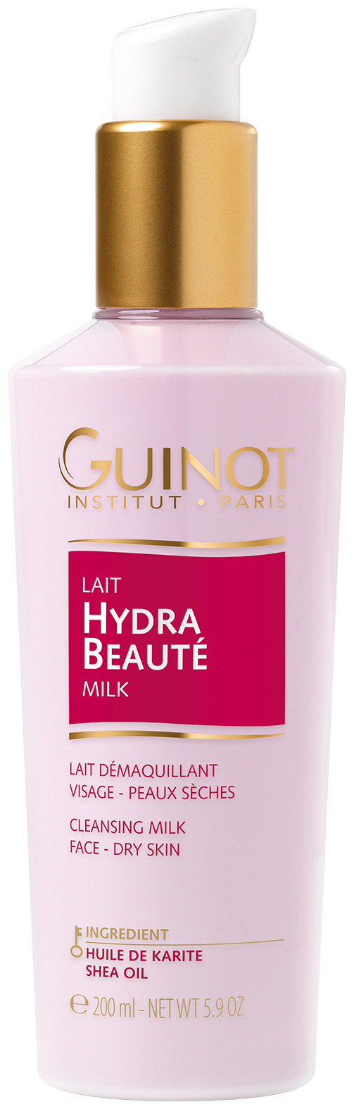 Guinot Lait Hydra Beaute - Cleansing Milk for Dry Skin