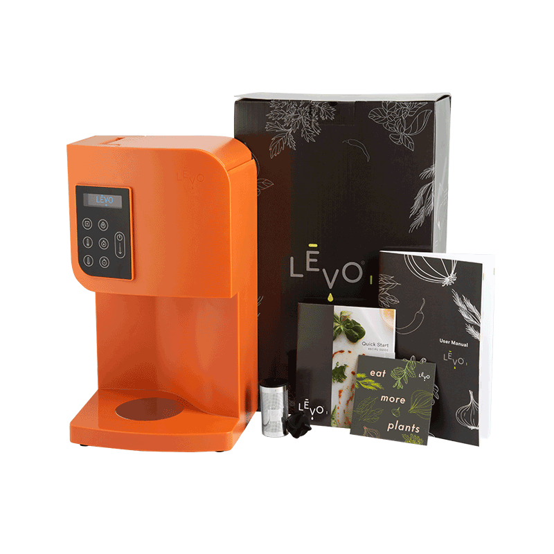 LĒVO I Herbal Oil Infuser comes with silicone seals and a metal chamber, and the highest-quality parts have gone into producing it ensuring it'll stand up to all your infusing needs for a long time to come.