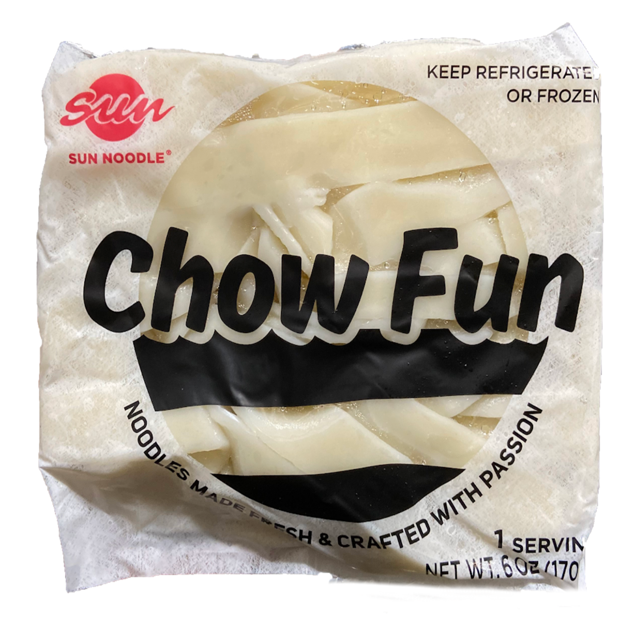 Sun Noodle Chow Fun (1 Pack)