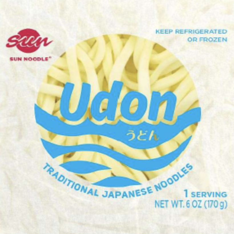 Sun Noodle Udon (1 Serving)