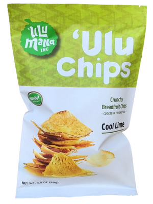 Cool Lime Chips by Ulu Mana