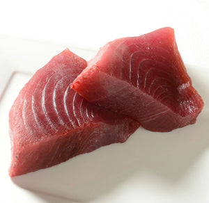 Frozen Ahi Fillets (2 pieces)