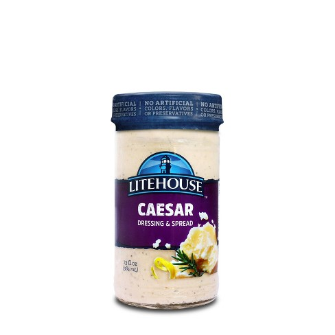 Caesar Dressing and Spread
