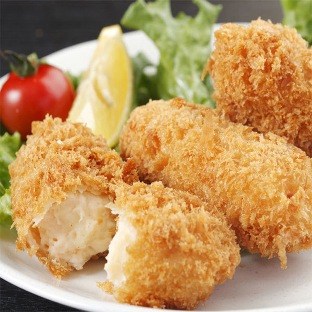 Crab Cream Croquette (6 pieces)