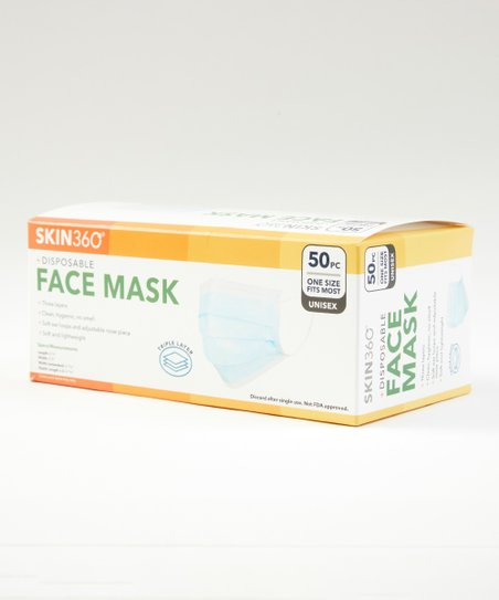 Disposable Face Masks (50pc)