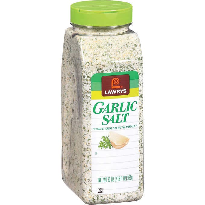 Lawry's Garlic Salt 33 oz