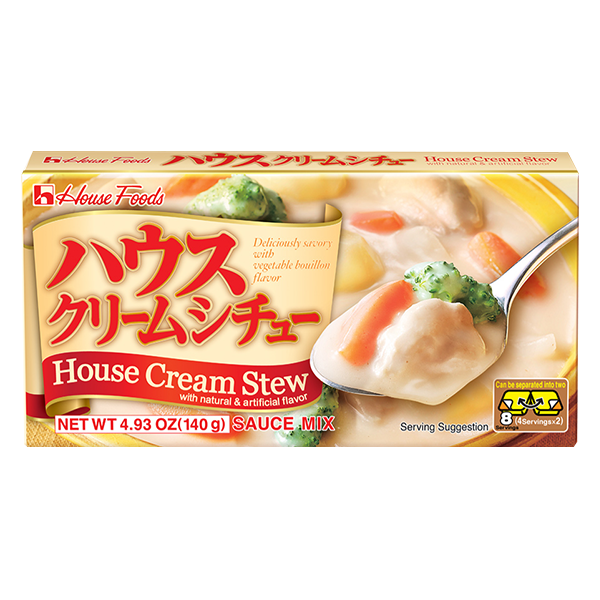 House Foods House Cream Stew
