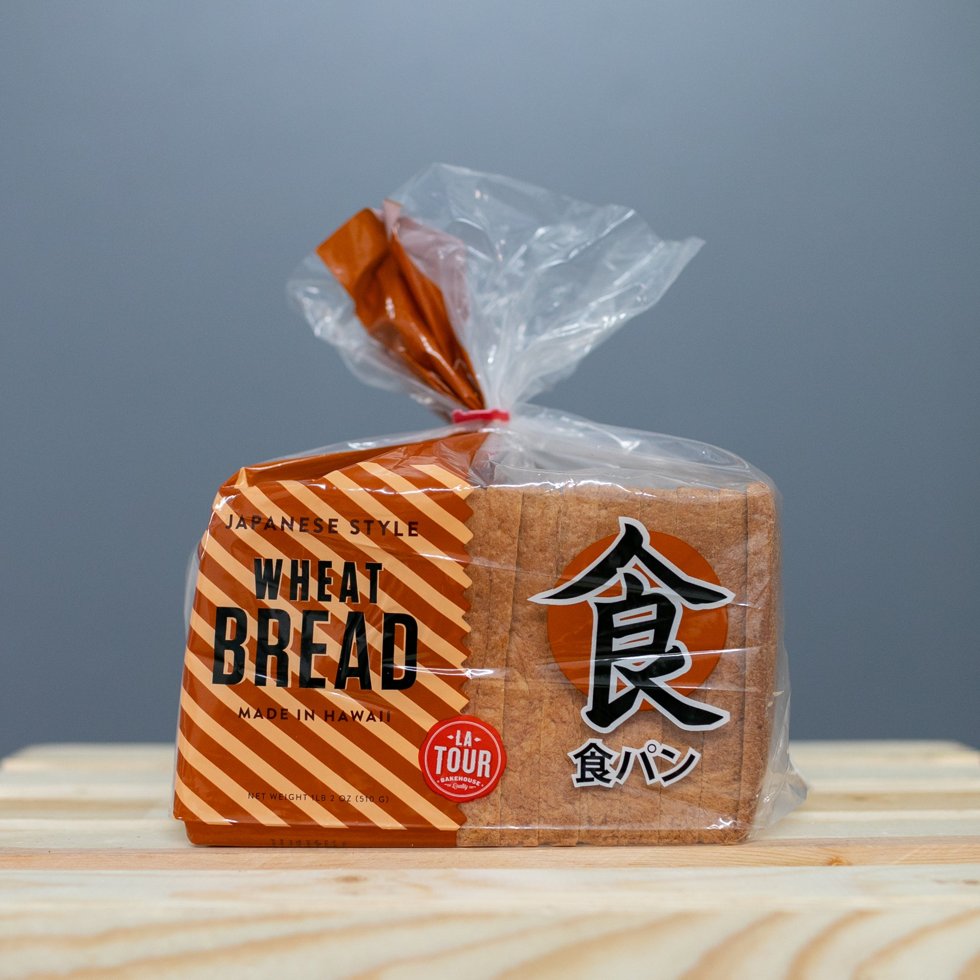 La Tour Bakehouse Japanese Wheat Bread (18oz)