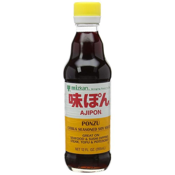 Mizkan Ajipon Citrus Seasoned Soy Sauce (Ponzu)
