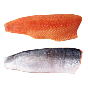 Atlantic Skin-On Salmon Fillet