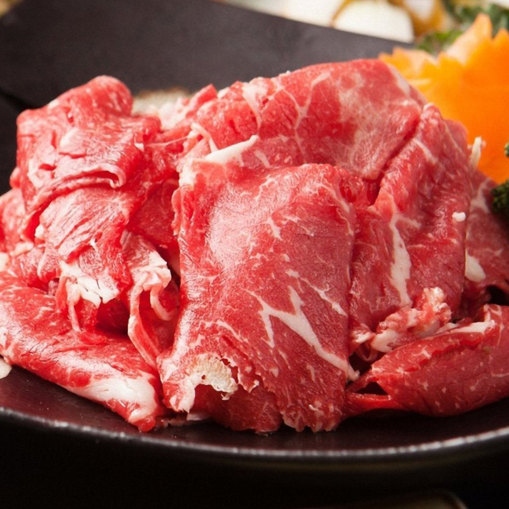 Thin-sliced Shabu Shabu Beef (1lb)