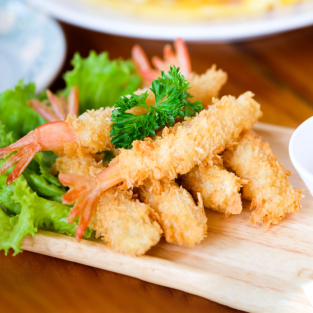 Breaded Shrimp (Frozen)