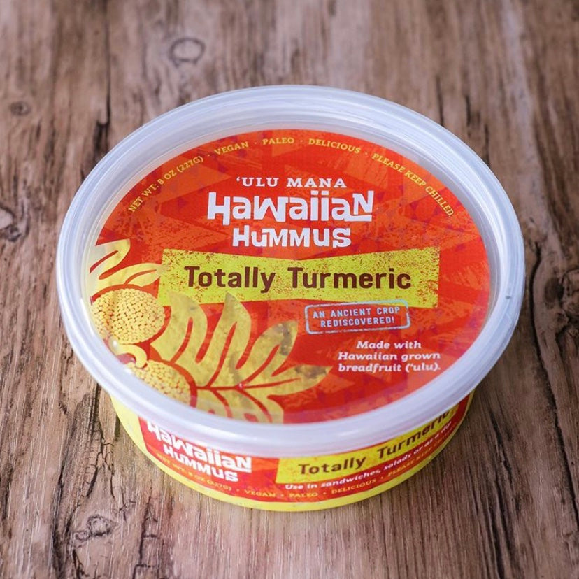 Totally Turmeric Hummus by Ulu Mana