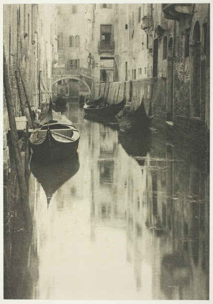 Alfred-Stieglitz-fine-art-photo-canal