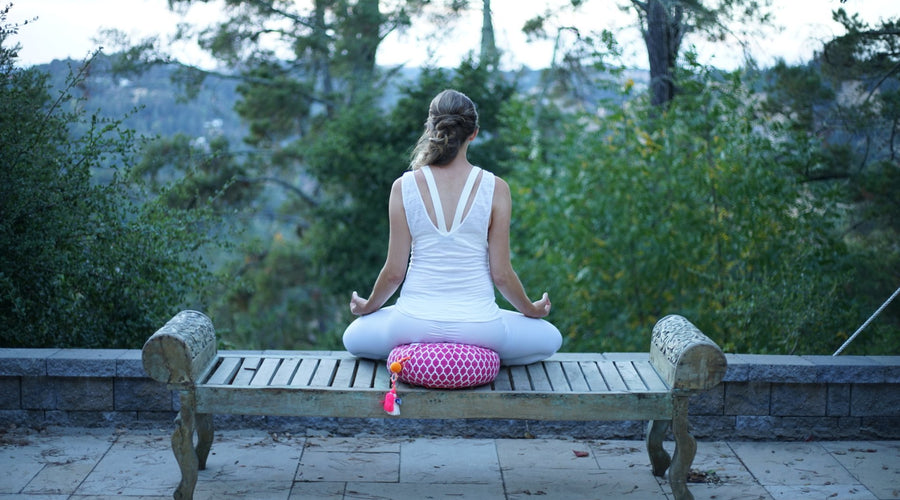 wait it out…yogini Kate Douglas writes about her struggle with meditation