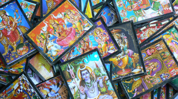 What's your siddhi? deities as a mirror to your own greatness
