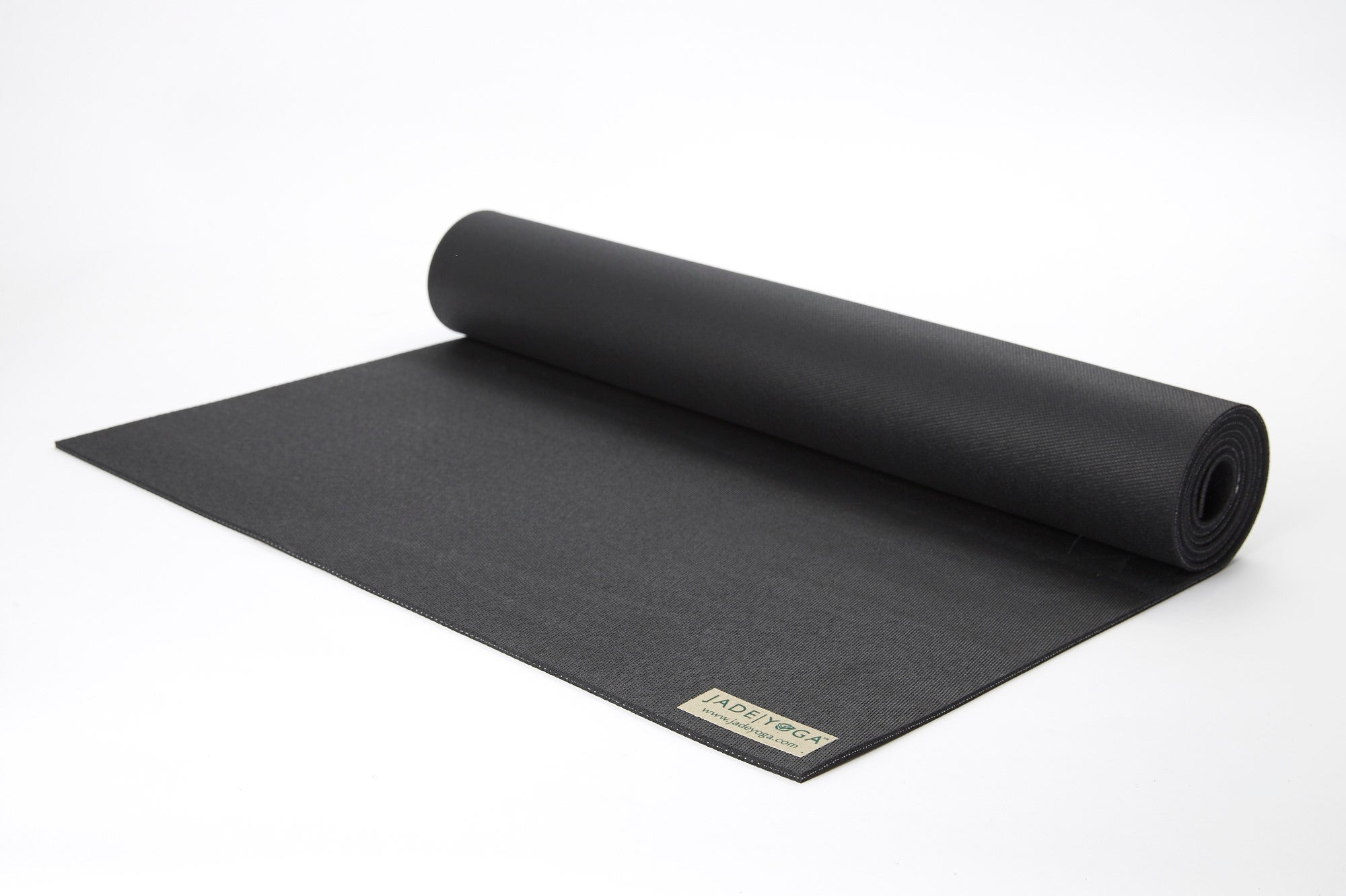 Harmony Mat By Jade Yoga 74 Black