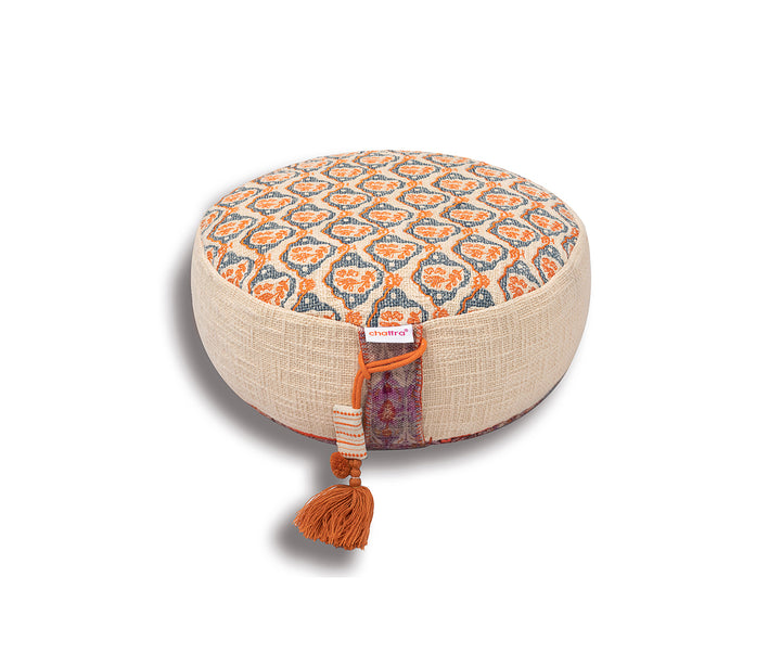 Zafu Meditation Cushion in Alchi