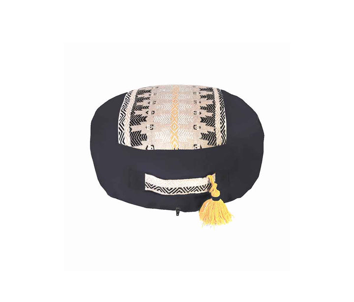 Zafu Meditation Cushion Awamaki Black