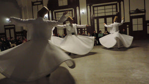 sufi twirling