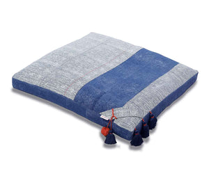 Zabuton Meditation Cushion Denim Dhaan