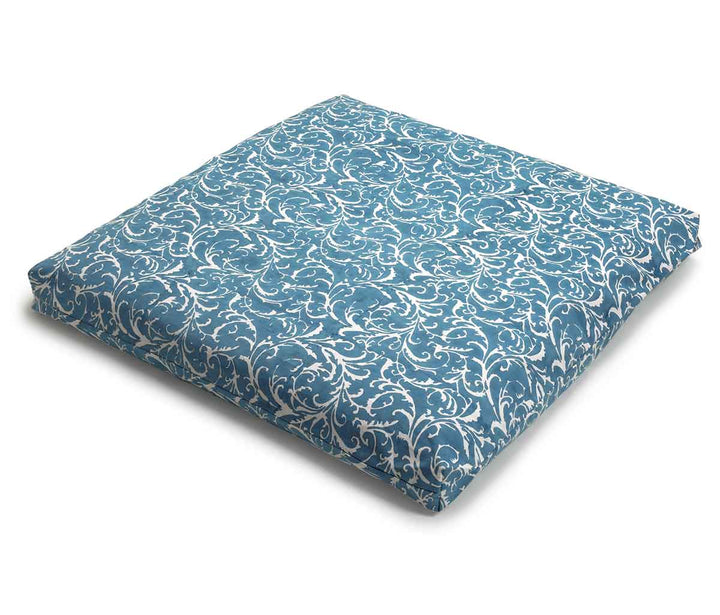 Zabuton Meditation Cushion Sky Feather