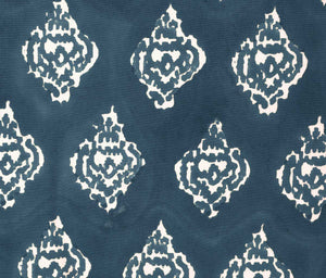 Zabuton Meditation Cushion Horizon Ikat