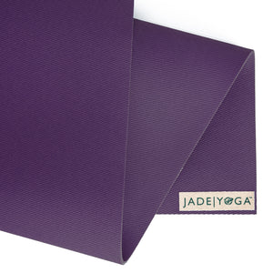 "Travel Mat by Jade Yoga 68"" Purple"