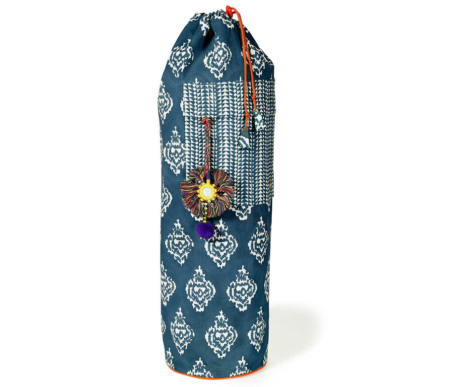 Yoga Mat Bag Horizon Ikat