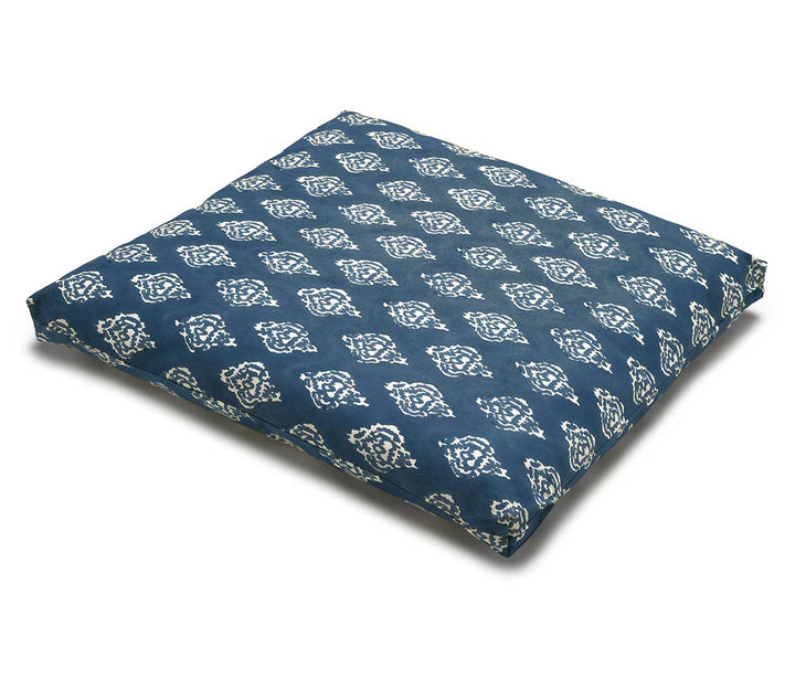 Horizon Ikat Zabuton Meditation Cushion