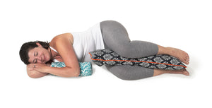 Horizon Ikat Neck Cushion