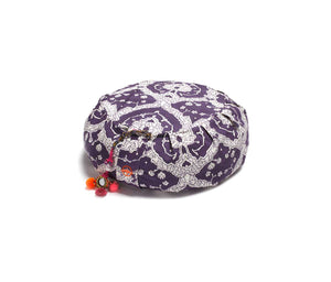 Plum Bagh Zafu Meditation Cushion