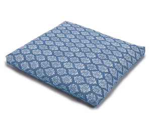 Zabuton Meditation Cushion Slate Darpan