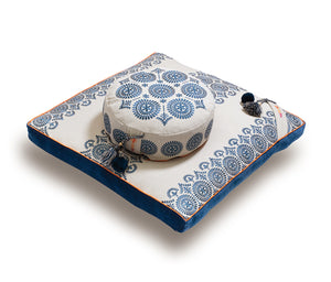 Zafu Meditation Cushion Sufi