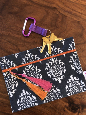Charcoal Darpan Pouch