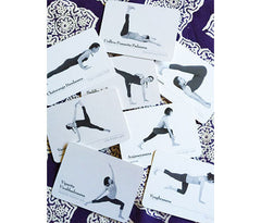 Yoga Sequencing Deck — 100 Cards to Design Practices and Classes that Flow